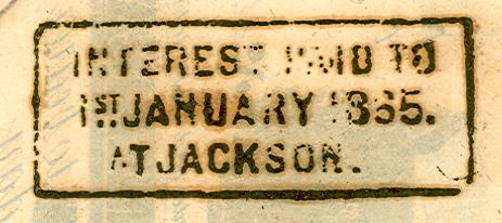 Jackson Miss 1865