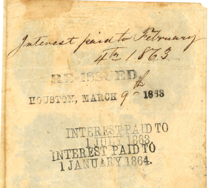 Feb 4, 1863 Odd Date IP