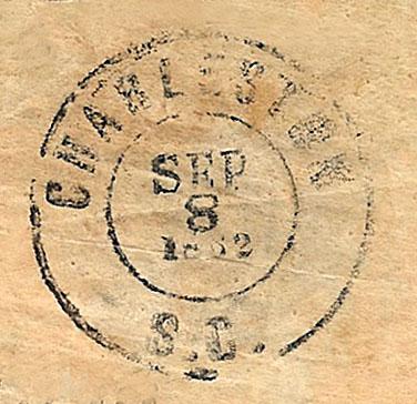 Charleston SC Postal 8Sep62