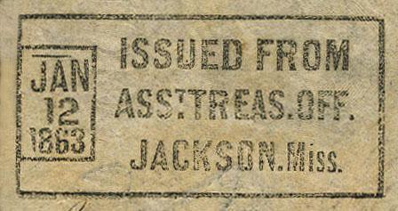 Ast Trea Jackson Miss 12Jan63