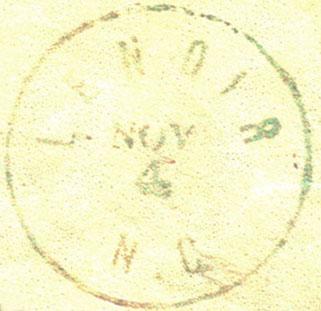 Lenoir NC 4Nov62