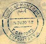 Montgomery Ala TSanford Nov 20 1862